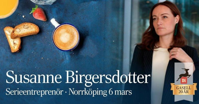 Susanne Birgerdotter