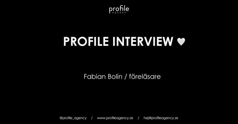 Fabian Bolin