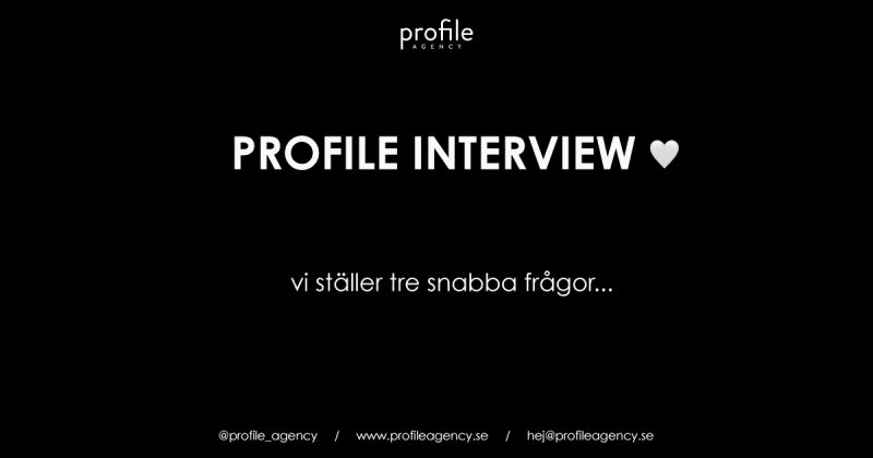 Profile Agency