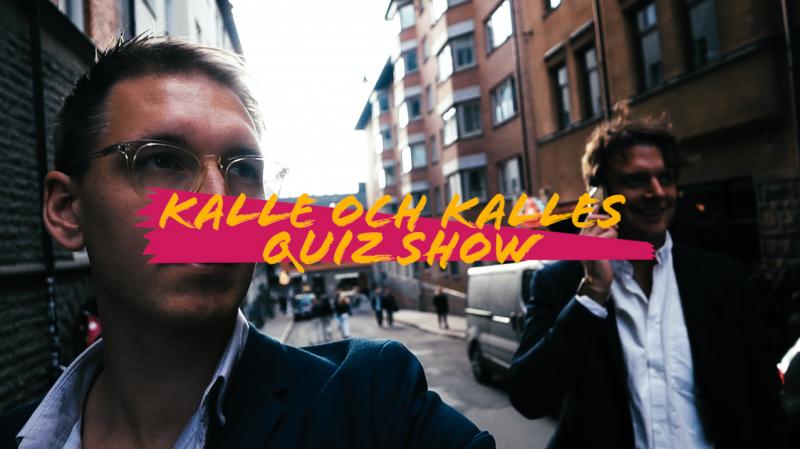 Digital aw med Kalle och Kalle